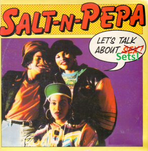 Salt-N-Pepa talking about Magic sets.