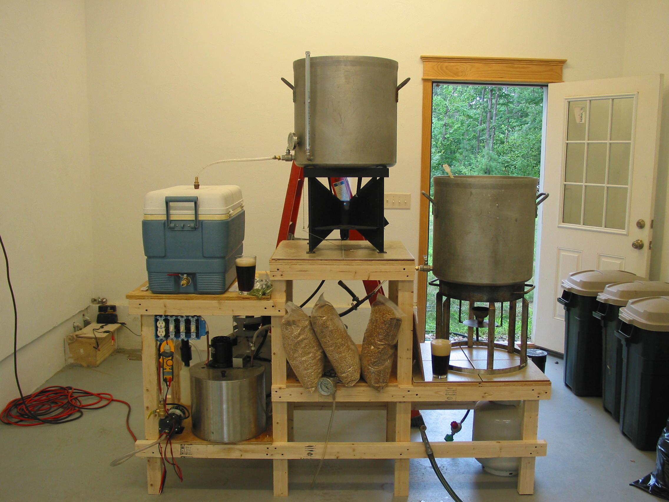 serum visions all grain brewing brainstorm brewery