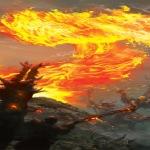 Stoke-the-Flames-MtG-Art