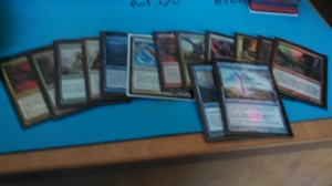 blurry foils