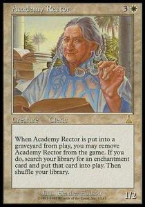 academy rector