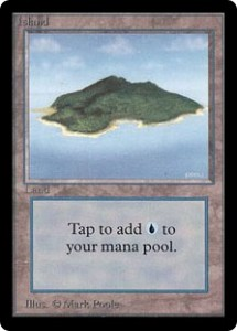 No Man is an Island. Neither is an EDH deck.  But this is...