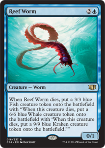 reef worm