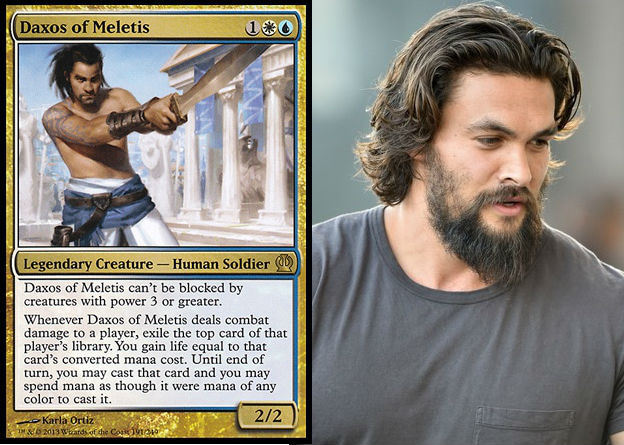 Jason Momoa was on Baywatch. I found that out writing this article.